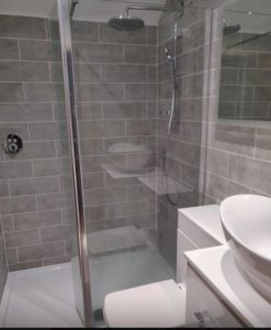 Aberdeenshire Bathroom Conversions image.