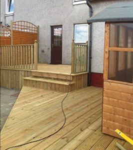 Aberdeen Joiner Decking Contracts